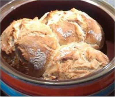Αφράτο Ψωμί χωρίς ζύμωμα !!!!