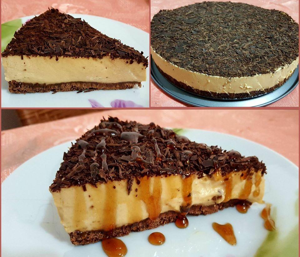 Cheesecake Μπανόφ! Σκέτη απόλαυση!