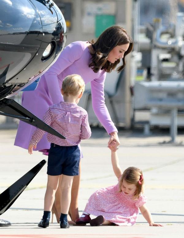 Kate Middleton: Με αυτό τον τρόπο αντιμετωπίζει τα δημόσια ξεσπάσματα των παιδιών της!
