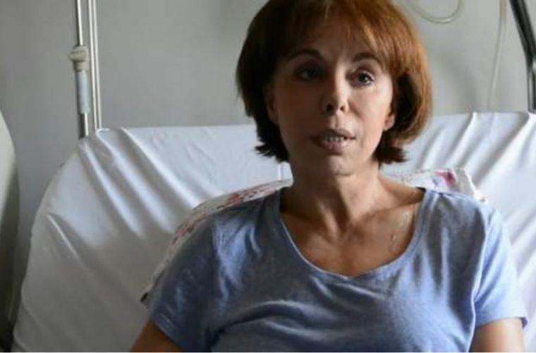 "Bούλα Πατουλίδου: Το ""δυνατό"" μήνυμα μέσα από το νοσοκομείο"