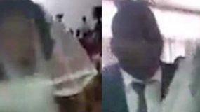 Απίστευτο: Η ερωμένη έβαλε νυφικό και πήγε κανονικά στο γάμο του φίλου της με την άλλη γυναίκα -Ούρλιαζαν οι καλεσμένοι! (vid)