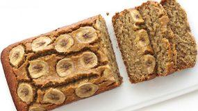 Υγιεινό κέικ μπανάνας χωρίς αλεύρι και χωρίς προσθήκη ζάχαρης για τα παιδάκια – Με 5 υλικά σε 5 λεπτά