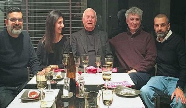 Νίκος Ξανθόπουλος: Η οικογενειακή φωτογραφία που ανέβασε με τα τέσσερα παιδιά του