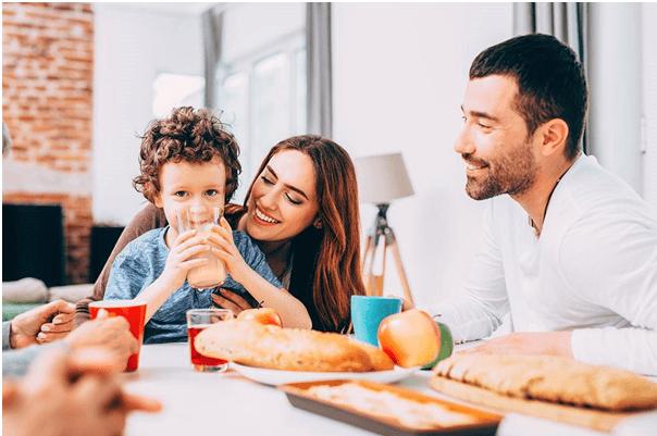 Η γεύση του οικογενειακού πρωινού μένει για μια ζωή