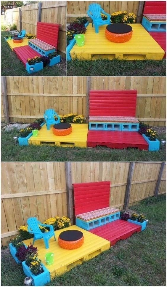 7+1 φανταστικές Ιδέες Για Όμορφους Παιχνιδότοπους Στην Αυλή Σας!