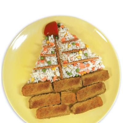 Μια εύκολη συνταγή για ριζότο με λαχανικά που θα αγαπήσουν τα παιδιά