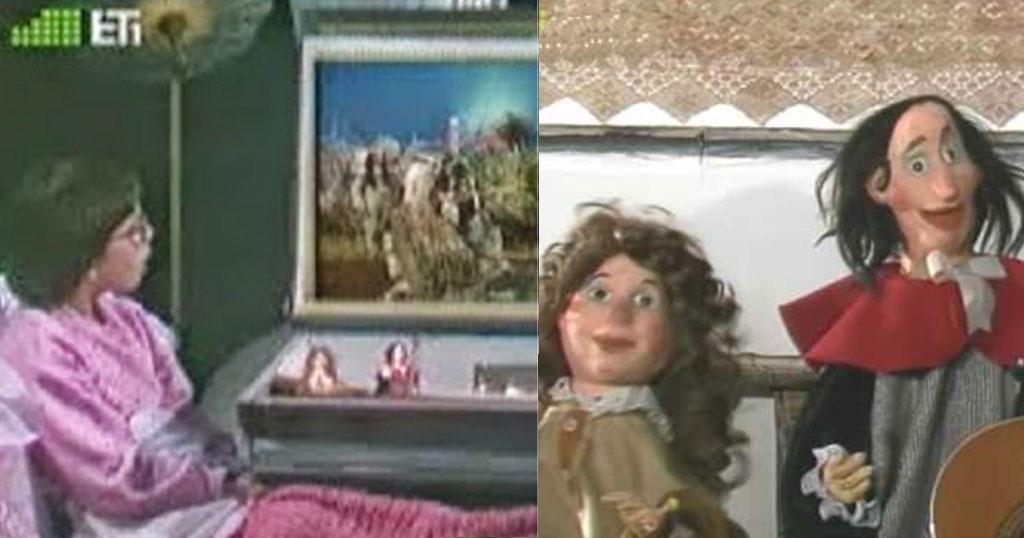 «Του κουτιού τα παραμύθια»:Την θυμάστε; Η παιδική σειρά με την Παρασκευούλα που μεγάλωσε αληθινά παιδιά
