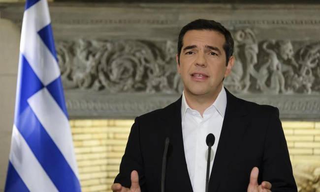 Τσίπρας: Η πΓΔΜ μετονομάζεται σε «Δημοκρατία της Βόρειας Μακεδονίας»
