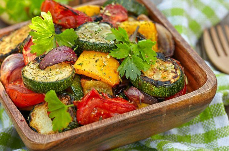 Δώστε τους γεύση: μαρινάτα για ψητά λαχανικά