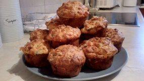 Εύκολα και πεντανόστιμα Αλμυρά muffins !!!
