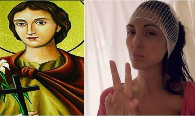 Aνθή Βούλγαρη εξομολογείται: «Όταν χειρούργησα τον όγκο στο κεφάλι, ο Άγιος Ιωάννης ο Ρώσος ήταν εκεί μαζί μου»