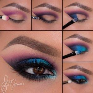 15+1 φανταστικές ιδέες για βραδινό μακιγιάζ ματιών για το καλοκαίρι!