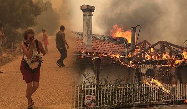 Δημιουργήθηκε πλατφόρμα με διαθέσιμους χώρους για εκείνους που κάηκαν τα σπίτια τους