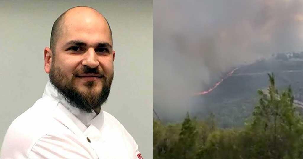 Συγκλονιστικό! Έλληνας σεφ ανέβαζε βίντεο λίγο πριν χάσει τη ζωή του και της οικογένειάς του