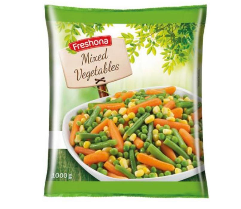 ΕΦΕΤ: Ανακαλεί μείγμα κατεψυγμένων λαχανικών από τα Lidl!