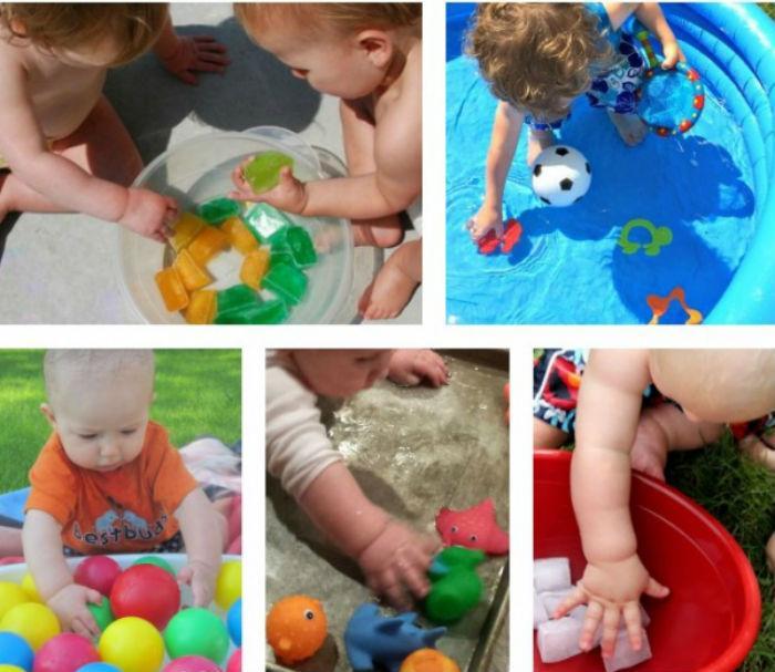 Οι καλύτερες θερινές δραστηριότητες για μωρά έξω από το σπίτι