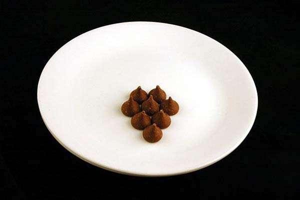 Ξέρετε πως μοιάζουν 200 θερμίδες στο πιάτο μας;