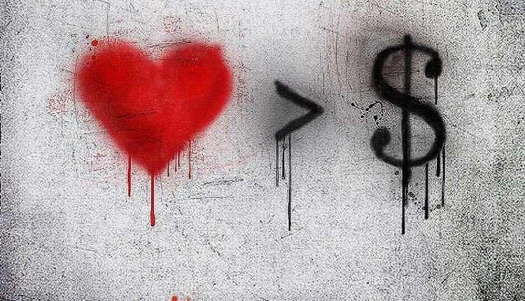 Το χρήμα δεν φέρνει την ευτυχία…σ' αυτούς που δεν το έχουν.