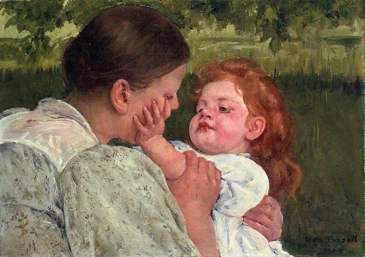 Μάνα, σημαίνει αγάπη: Η μητέρα δεν προδίδει, δεν εγκαταλείπει, αγαπάει μόνο