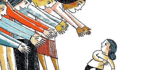 «Παιδί μου δώσε ένα φιλάκι στον παππού» και 3 ακόμα «πρέπει» που καταπιέζουν τα παιδιά