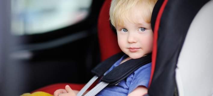 Ο πίνακας της ΕΛ.ΑΣ σοκάρει.: Γιατί ένα παιδί θα πεθάνει αν το αφήσετε στο αμάξι, ενώ έξω έχει 29º C
