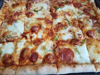 Πίτσα με υπέροχη ζύμη, έτοιμη σε 10 λεπτά!