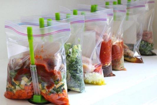 Πλαστικές Σακούλες Τροφίμων:7+1 Τρόποι για να τις Χρησιμοποιήσετε στο σπίτι