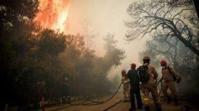 Έκτακτη ανακοίνωση: Αυτός είναι ο επίσημος αριθμός των νεκρών από την Πυροσβεστική! (βίντεο)
