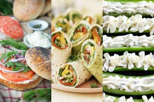 3+1 Νόστιμες ιδέες για σάντουιτς με Φιλαδέλφεια!