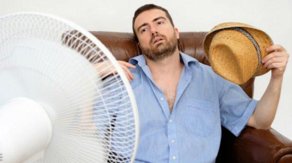 Πως να αντιμετωπίσετε τον καύσωνα μέσα στο σπίτι!