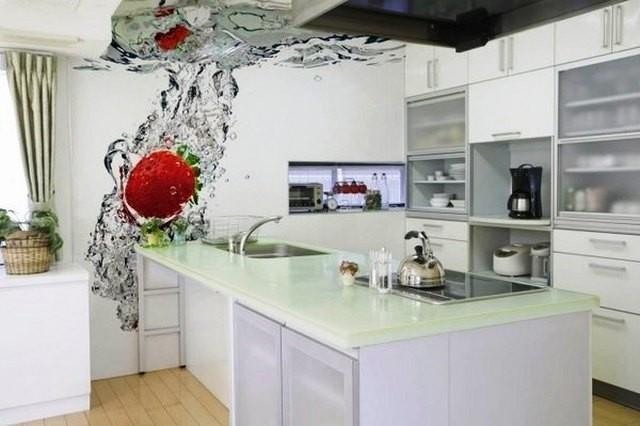 Ταπετσαρία στην κουζίνα – 63+1 σούπερ μοντέρνες ιδέες για τέλειο σχεδιασμό