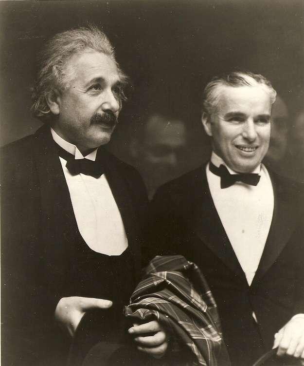 Ο αξέχαστος διάλογος του Αϊνστάιν με τον Τσάρλι Τσάπλιν που έμεινε στην ιστορία