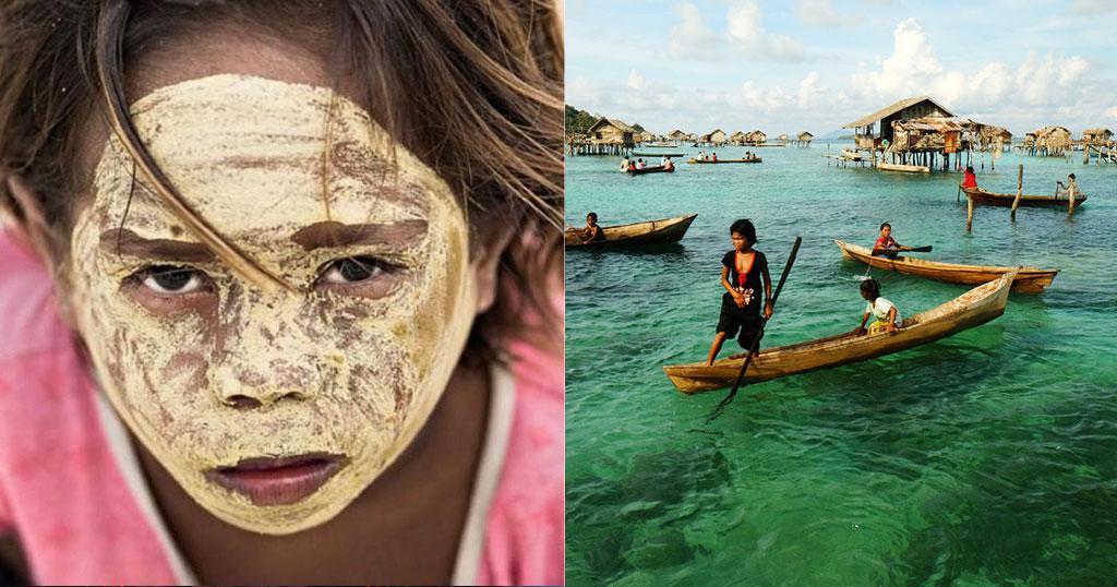 Badjao: Οι γενετικά μεταλλαγμένοι τσιγγάνοι της θάλασσας