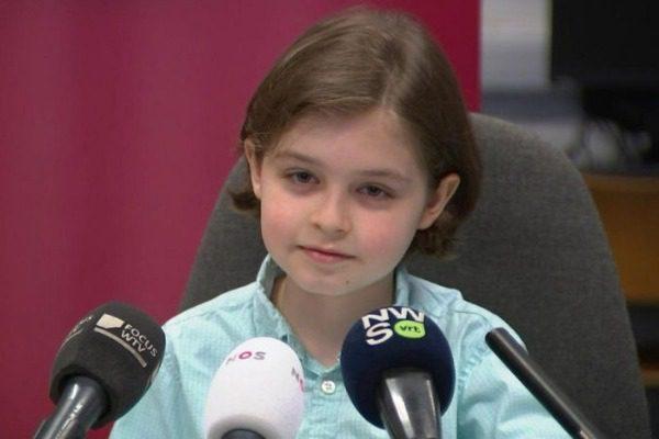 Ο 8χρονος - ιδιοφυία από το Βέλγιο που ετοιμάζεται να πάει στο πανεπιστήμιο