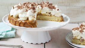 Λαχταριστό γλυκό άγλυκο: Banoffee χωρίς ζάχαρη και ζαχαρούχο γάλα