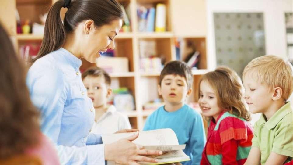 Η εκμάθηση αγγλικών στη νηπιακή ηλικία