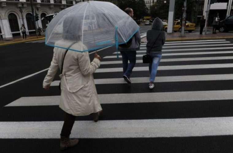 Καιρός: Και ξαφνικά… φθινόπωρο! Bροχές και καταιγίδες σήμερα