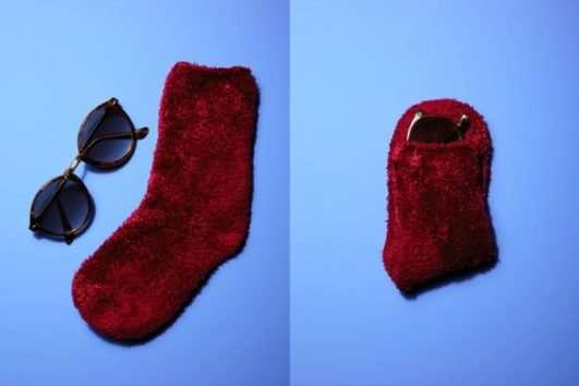 6 φανταστικοί Τρόποι για να Χρησιμοποιήσετε τις «Ορφανές» Κάλτσες σας