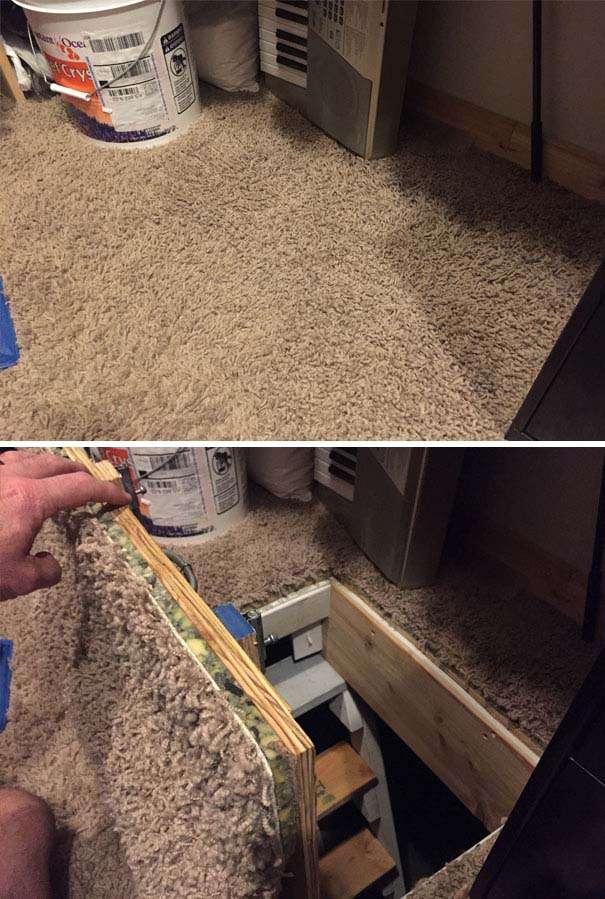 23+1 Απίθανες Κρυψώνες Στο Σπίτι Για Πολύτιμα Είδη
