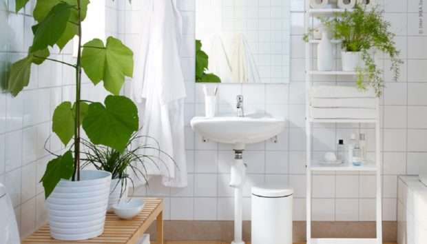 6+1 Απλοί Τρόποι Για Να Ομορφύνετε Το Μικρό Σας Μπάνιο Χωρίς Να Το Ανακαινίσετε