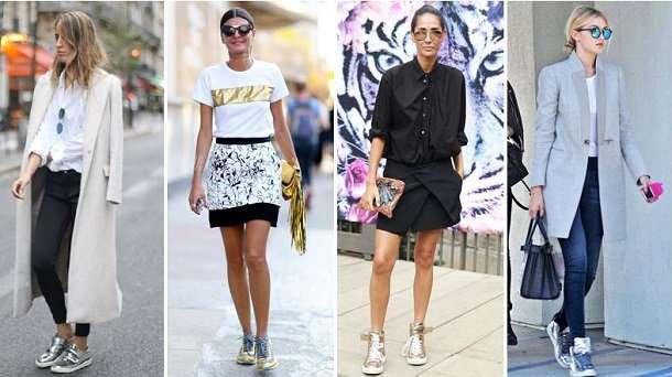 Αυτά είναι τα  4 μεγαλύτερα trends του χειμώνα για τα γυναικεία sneakers!