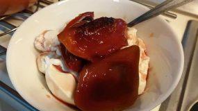 Λαχταριστά Ροδάκινα και αχλάδια ψητά στον φούρνο !!!