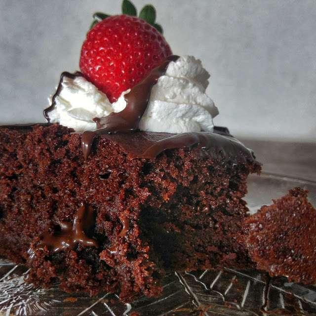 Αυτή είναι η καλύτερη σοκολατόπιτα που υπάρχει !!!