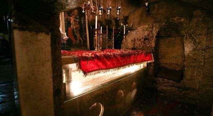 Δείτε που βρίσκεται ο τάφος της Παναγίας!