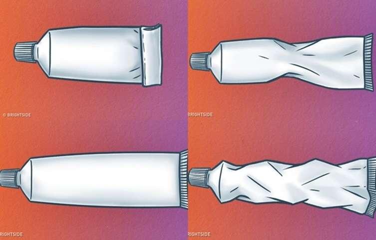 Τεστ Προσωπικότητας: Εσύ πως πιέζεις την οδοντόκρεμά σου; Δες τι σημαίνει...