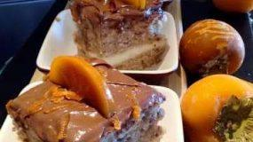 Αφράτη  τούρτα με λωτούς σκέτη απόλαυση !!!