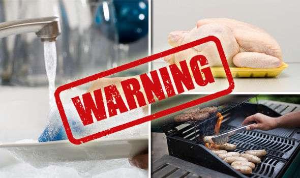 Τροφική δηλητηρίαση: Τα πέντε μεγάλα λάθη που κάνουν όλοι στην κουζίνα