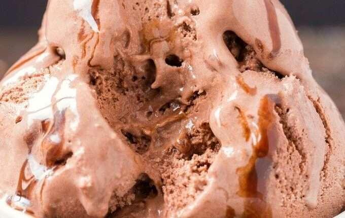 Υγιεινό παγωτό χωρίς γάλα με ελάχιστα υλικά!