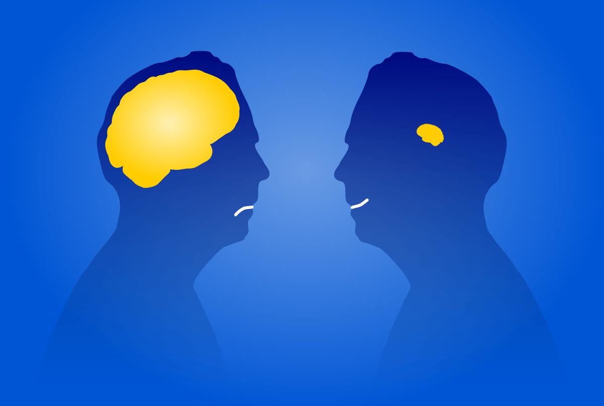 Το Φαινόμενο Ντάνινγκ-Κρούγκερ ή διαφορετικά γιατί οι χαζοί άνθρωποι νομίζουν ότι είναι έξυπνοι