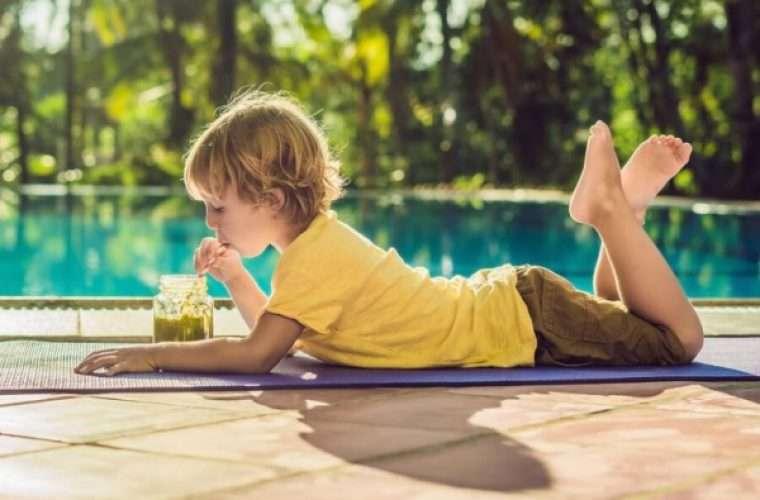 Χυμοί πλούσιοι σε βιταμίνες για παιδιά